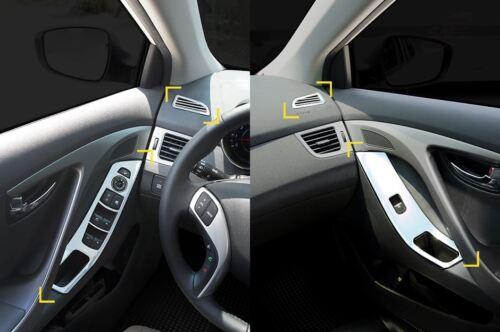 New Chrome Interior Cover Molding Trim K329 for Hyundai Elantra 2011-2013