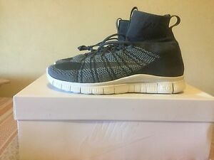 reputable site 7e7ec 872ae Image is loading Nike-Free-Flyknit-Mercurial-Men-039-s-Size-