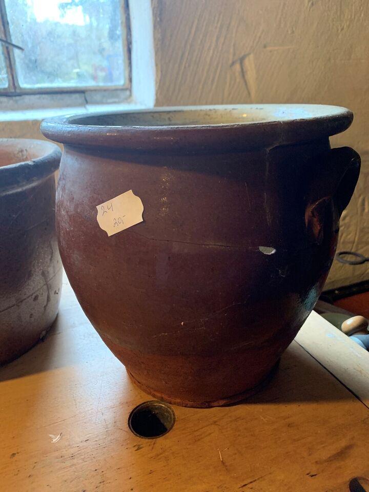 Syltekrukker, Keramik