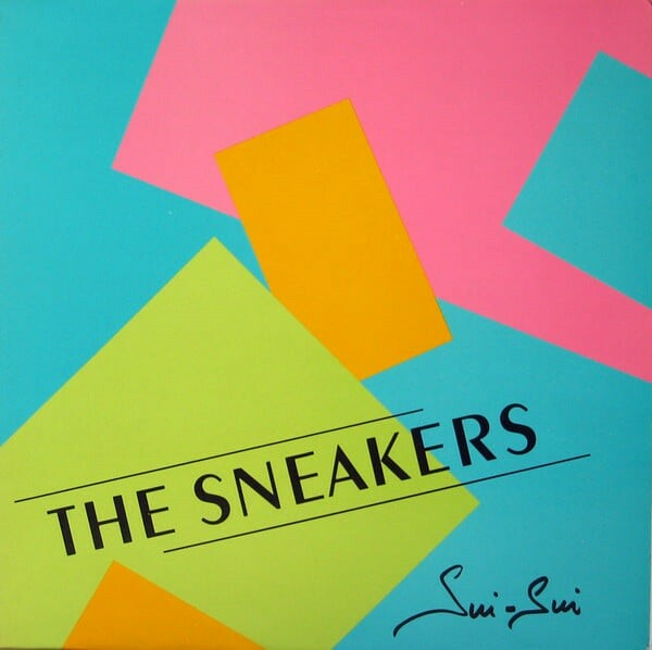 LP, TRE LP'er: Sneakers, tre lp*er, Rock, Tre LP'er med…