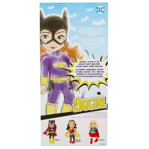Batgirl DC Super Hero Girls Toddler Doll
