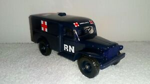 Solido-Dodge-Wc-54-Royal-Navy-ambulancia