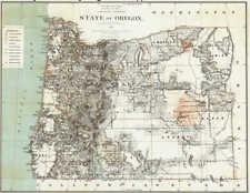 1879 MA Map Medford Medway Melrose Merrimac Methuen Middleborough POPULATION BIG