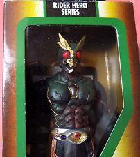 "New 6 1/2"" Kamen Masked Rider No 40 Agito Vinyl Figure Bandai 2002 Vintage NIB"