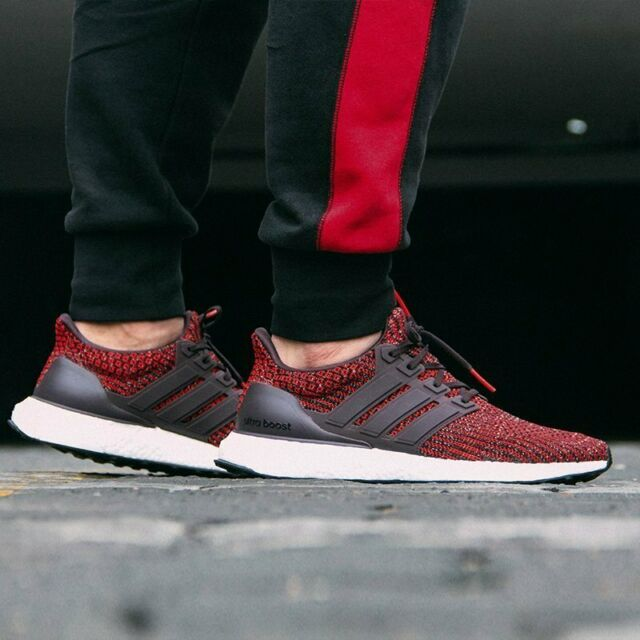 2bb193cb73b Adidas Ultra Boost Noble Red CP9248 Running Shoes Men s Multi Size NEW