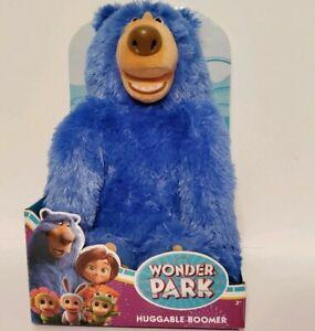 Wonder Park Huggable Boomer Plush