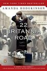 22 Britannia Road by Amanda Hodgkinson (Paperback / softback)