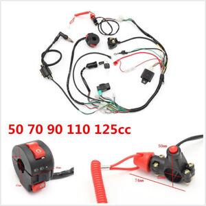 image is loading 50cc-70cc-110cc-125cc-atv-quad-bike-wiring-