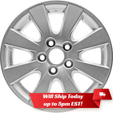 New 16 Replacement Alloy Wheel Rim For 2007 2008 2009 2010 Toyota Camry 8 Spoke Fits Camry