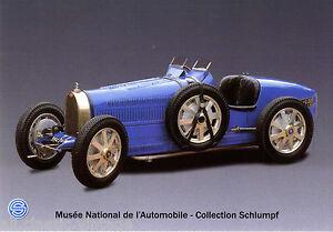 Postcard-120-Car-Automobil-Bugatti-Grand-Prix-type-35B-1927