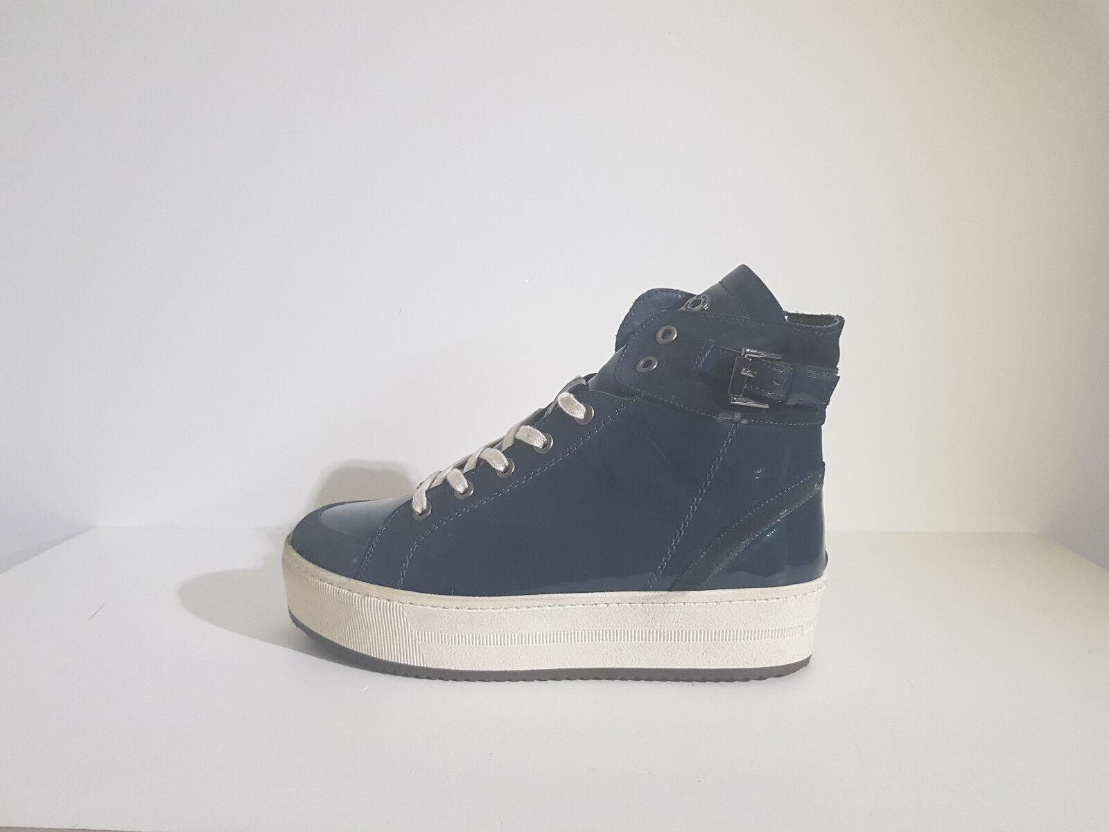 Janet Sport    Sneakers women .Sconto -75 % Art. 32801 - Col.blue avio