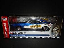 Auto World Dodge Charger R/T 1969 Hawaii 1/18