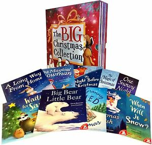 The-Big-Christmas-Collection-10-Books-Box-Set-Children-Reading-Bedtime-Stories