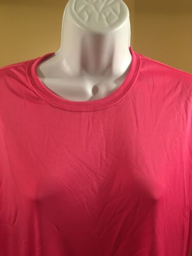 Scoop Neck SZ//Color. Hanes Womens Activewear Sport Cool DRI Performance V-Neck