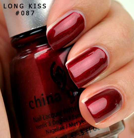 China Glaze Nail Polish - 14ml - Reds & Corals - You Choose - Postage Combined