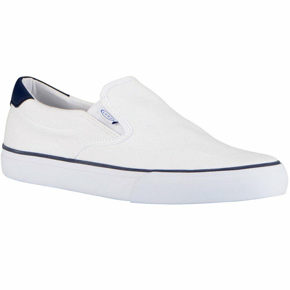Lugz Clipper Sneakers - White - Mens