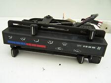 Suzuki Swift (1997-2003) Heat controls