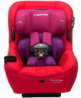 Maxi-cosi Pria 85 Max Convertible Car Seat In Red Orchid Free Shipping