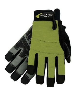 West County Gloves WOMEN'S WATERPROOF STEM Size LARGE FREE US SHIPPING