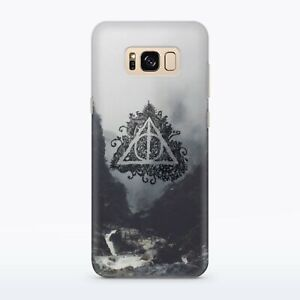 separation shoes 45924 15370 Harry Potter Samsung Galaxy S9 Plus Case Samsung Note 7 Silicone ...