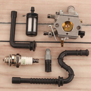 For Stihl 024 026 MS240 MS260 Air Fuel Filter Line Carburetor Kit Chainsaw Parts