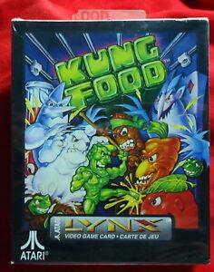 Kung-Food-sealed-Atari-Lynx-1992-PA2076-NEU-NEW