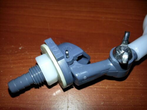 Game Bird Hydroponics MAB22 2 Kerick Mini Float Valves For Poultry USA