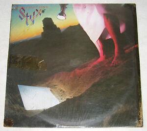 Philippines STYX Cornerstone LP Record