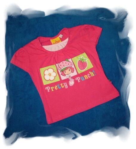 supersüßes  EMILY ERDBEER Shirt pink//rosa  92-116   NEU
