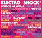 Electro Shock, Vol. 2 by Various Artists (CD, Feb-2014, 2 Discs, Because Music)