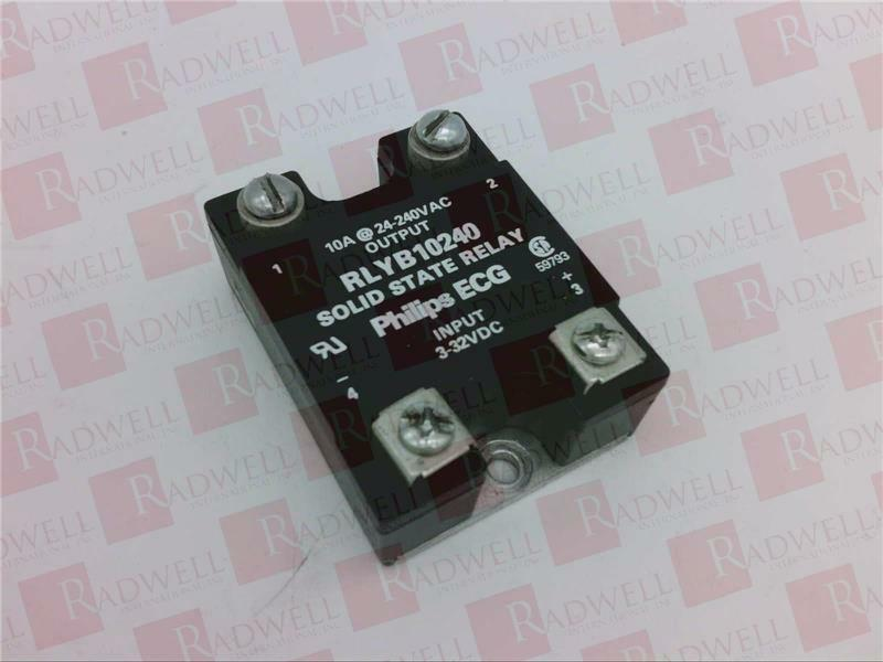 PHILLIPS RLYB10240   RLYB10240 (USED TESTED CLEANED)