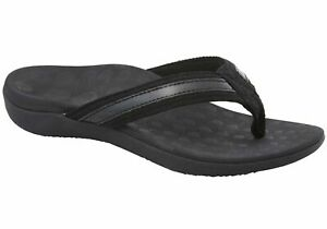 Brand-New-Scholl-Orthaheel-Tide-Ii-Womens-Supportive-Orthotic-Thong-Sandals