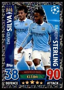 Manchester City Match Attax On Demand Champions League 2018//19 # 9 Sterling