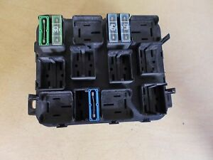 volvo 20470167 fuse relay block box pbt gf30 *free shipping* ebay Pa66 Gf30 at Pet Gf30 Fuse Box