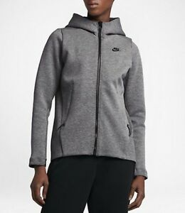 38db08f89a07 Nike Wmns Sportswear Tech Fleece Hoodie Full-Zip Jacket 831709-411 ...