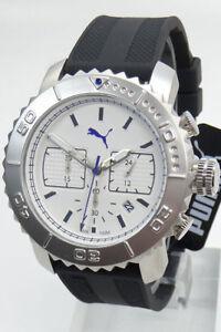 Puma-Uhr-Uhren-Herrenuhr-Chronograph-PU103561002-Gallant-Chrono-Armbanduhr-NEU