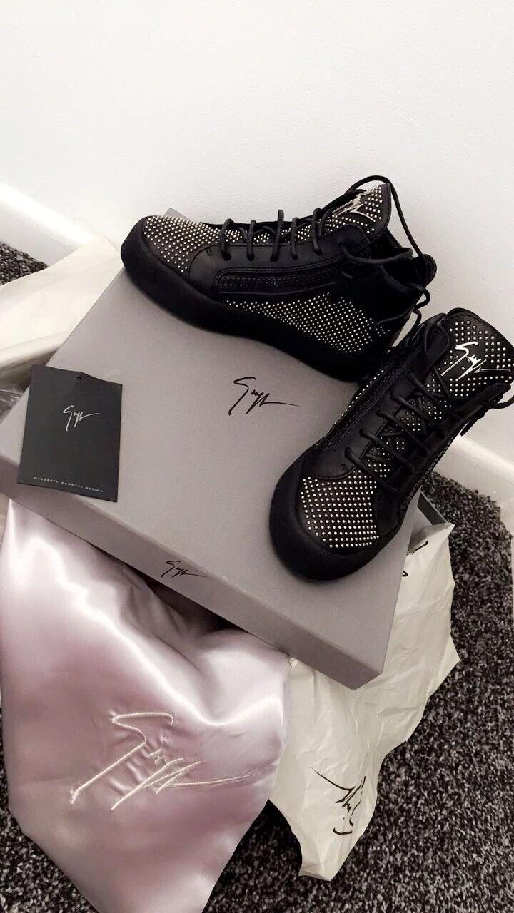 Womens giuseppe zanotti Mid Top Sneakers Size