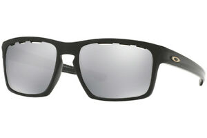 0a0492e094 Image is loading Oakley-Sliver-Vented-OO9262-42-Polished-Black-Chrome-