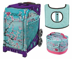381d1ad6dbcf Zuca Sport Bag - Hanami with GIFT Lunchbox and Seat Cover (Purple ...