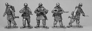 Radio and Sniper TQD RK1 20mm Diecast WWII Russian NKVD Command inc
