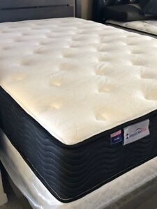 King Pocket Coil Mastery Mattress With Smart Box Spring