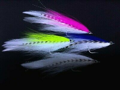 Saltwater Fly Pro Select Assortment by Cortland 12 Flies FREE SHIPPING