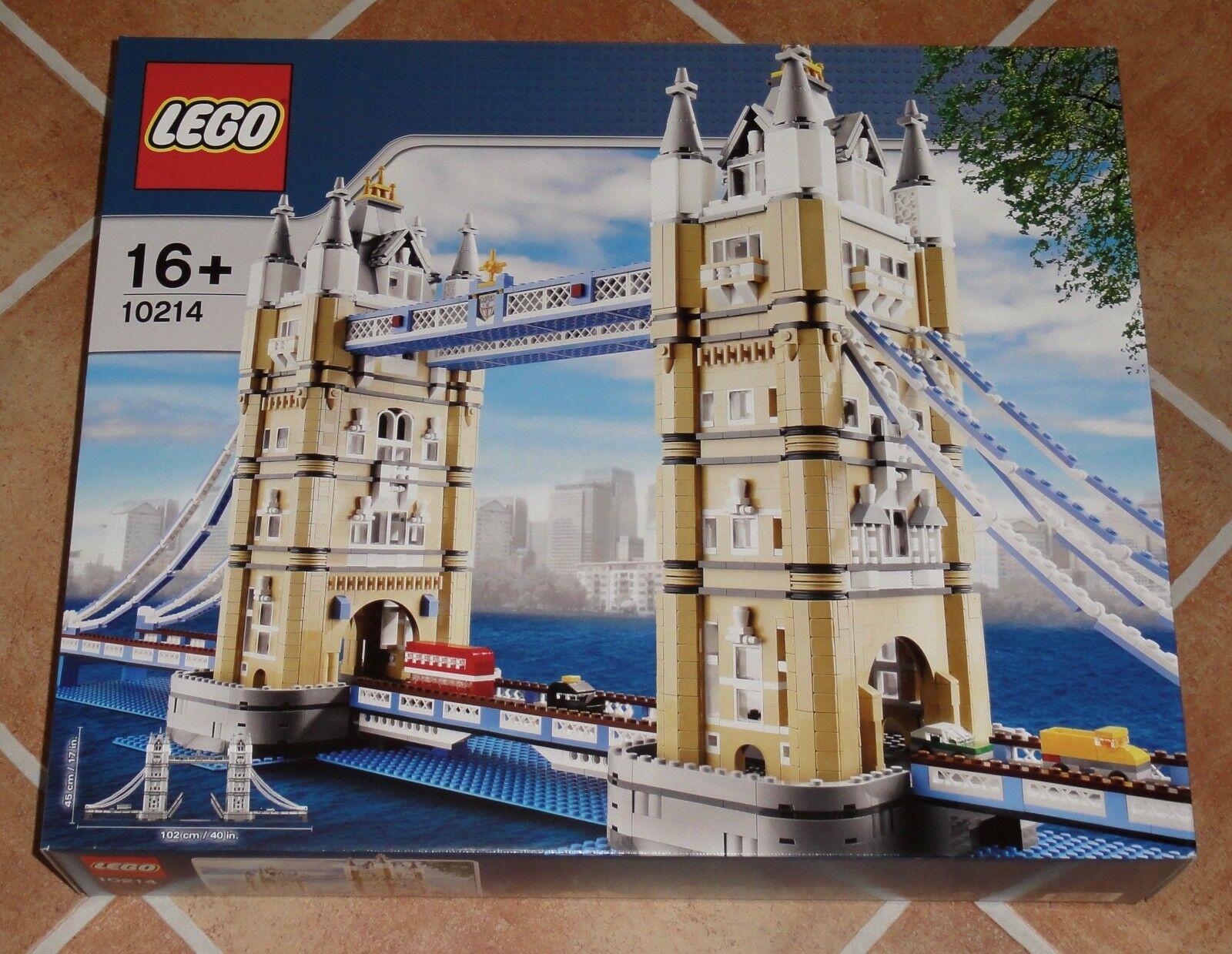 Lego ® Creator 10214 Tower Bridge-New & Sealed