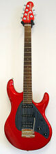 Music Man Silhouette Special Radiance Red - SHOWROOM