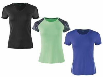 CRIVIT Femmes Shirt Fitness Sport Shirt Wellness Top Sport Funktionstop r14+26