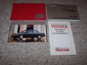 4WD bishko automotive literature Owners Manual User Guide for The ...