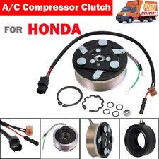 AC Air Compressor Clutch Pulley Bearing Coil dma659 For Honda Civic 2001-05 1.7L