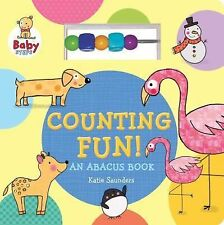 Baby Steps: Counting Fun! : An Abacus Book by Little Bee Books Staff and...