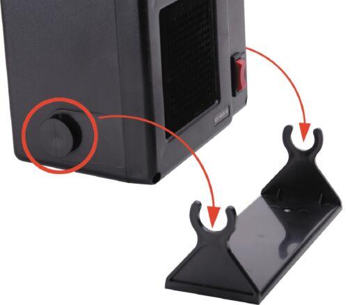 Adición de calefacción CALEFACTOR heizgebläse scheibenentfroster scheibenenteiser 24 voltios