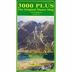 3000 Plus - the Original Munro Map: The Original Munro Map by Gordon D. Henderson (Sheet map, folded, 2009)